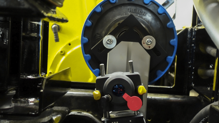How to make in-situ Cardan shaft alignment less cumbersome